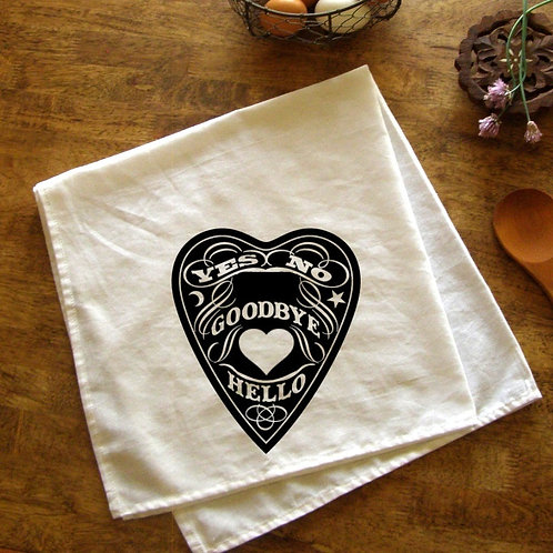 Ouija Kitchen Towel