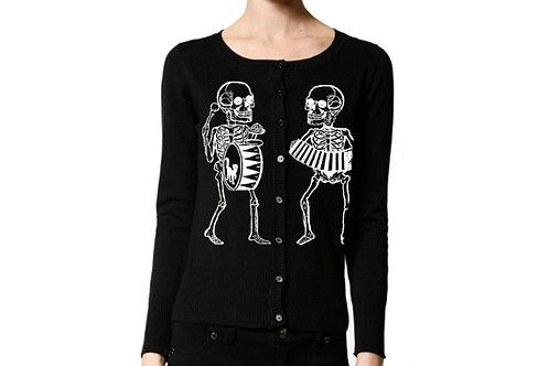 Skeleton Cardigan