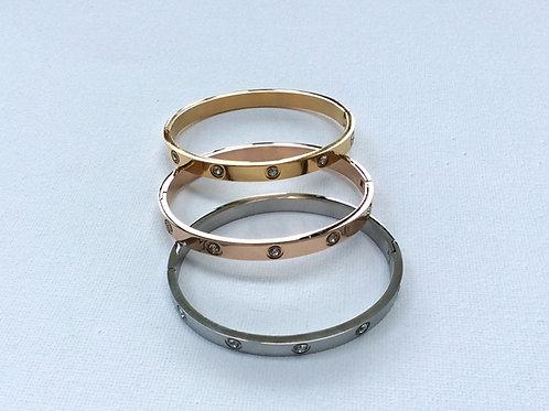 Diamante 'Love' bracelet