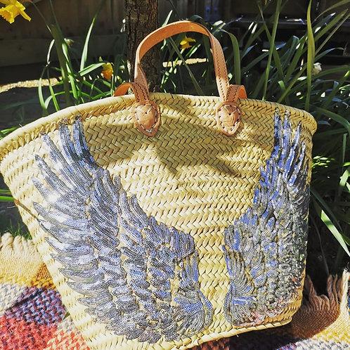 'Isla' - 4 handled leather bag