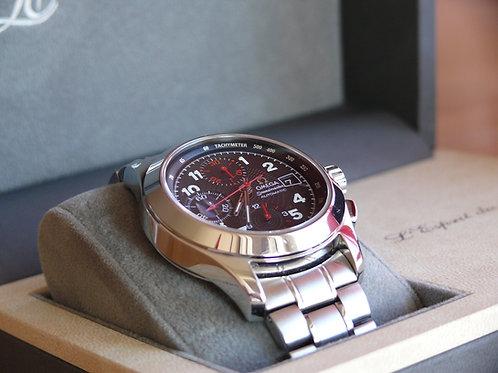 ETA 7750 - Cadran Omega - Boîtier swiss made