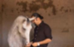 HQ Leadership India - Training with Horses - Manager Training Chennai - Dhruv Futnani - Racehorse