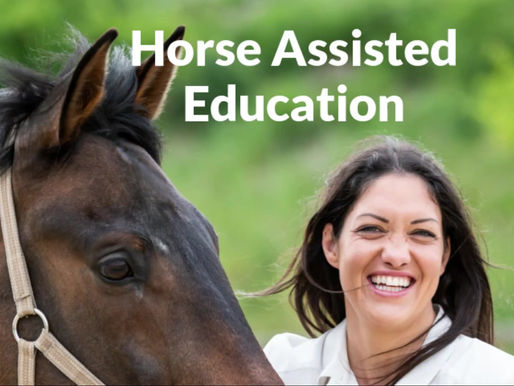 Horse Assisted Education Week - 2020