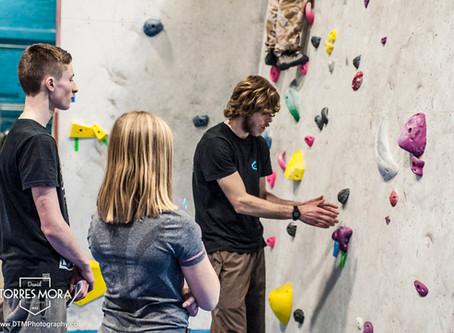 Get your kids climbing!