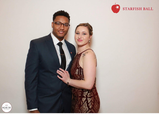 Nsoro Foundation 2019 Starfish Ball. Redefining. Justin & Alexis