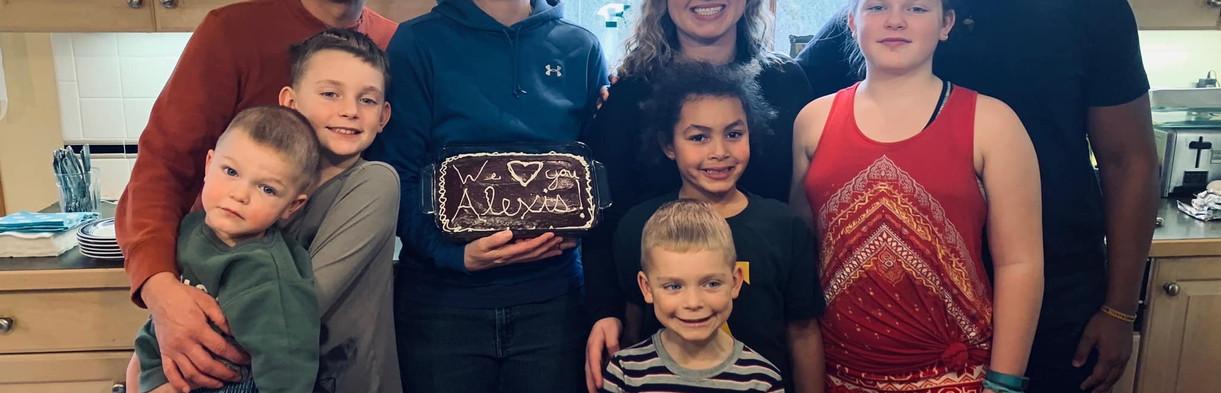 Alexis Adoption. Redefining. Justin & Alexis