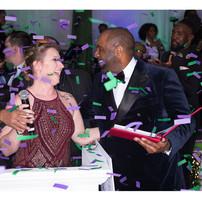 Nsoro Foundation 2019 Starfish Ball. Redefining. Justin & Alexis