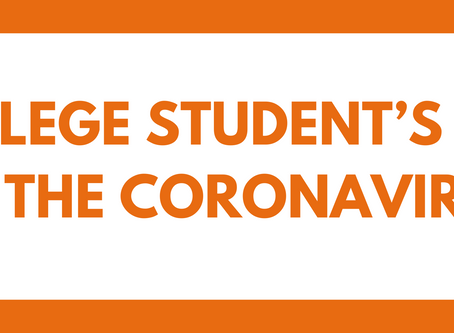 A College Student's Guide to the Coronavirus