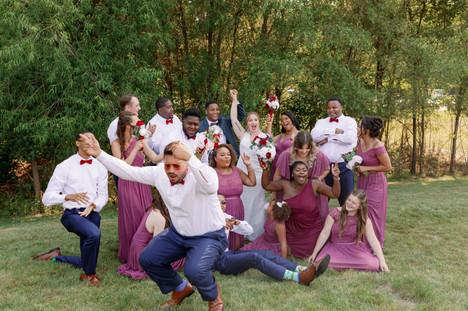 Wedding Day 2020. Redefining Normal