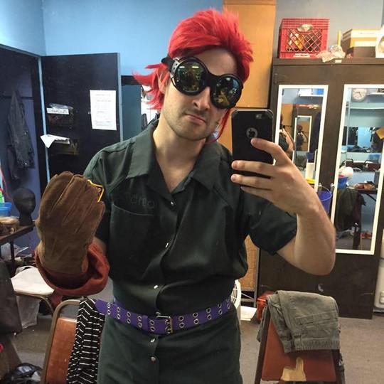 """""""FireBug"""" Costume"""
