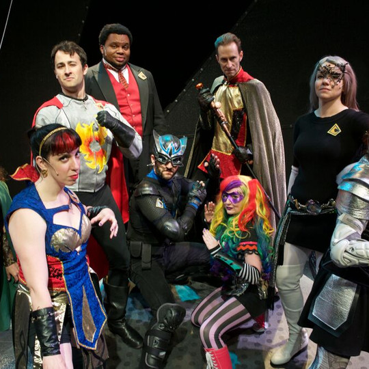 Soon I Will Be Invincible Cast Photo