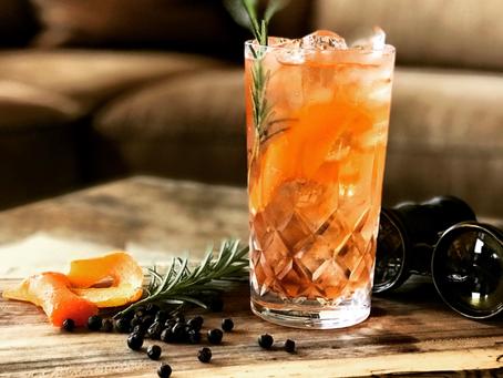 A Gentleman's Perfect Gin Serve