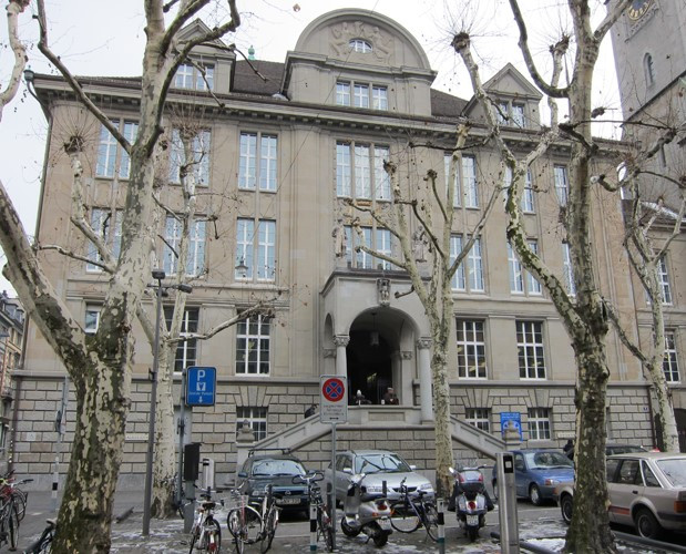 Zentralbibliothek Zurique