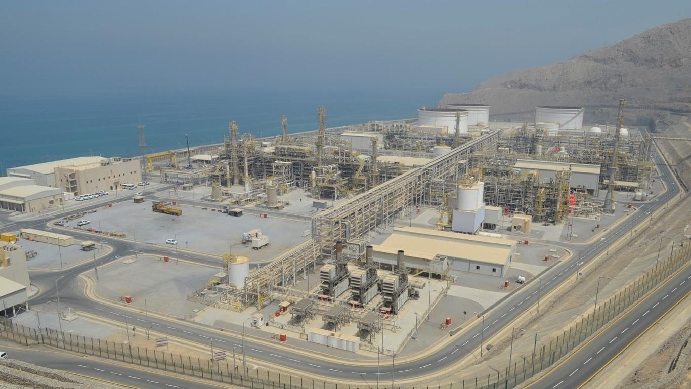 Musnada Refinery | Oman
