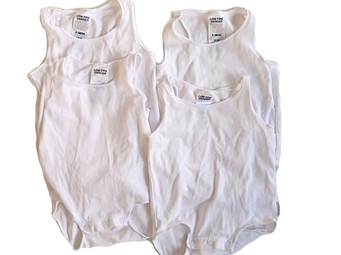 Bonds Singlet Bundle - Size 0 to 3 months