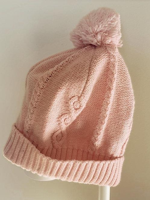 Pure Baby, Light Pink Beanie
