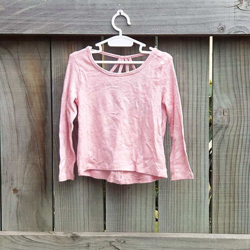 Light Pink Top - Size 3