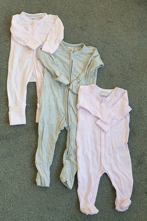 Onesie Bundle, Sizes 0,00 & 000