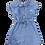 Thumbnail: DKNY Denim Dress - Size 4 to 5
