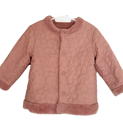 UNIQLO Baby Reversible Jacket - Size 18 to 24 months