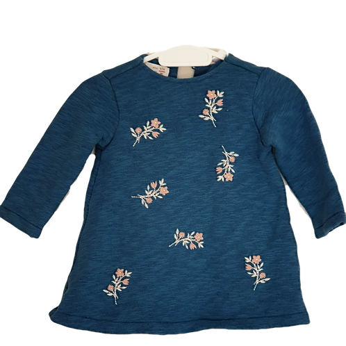 Zara Baby Girl - Dress - Size 9 to 12 months