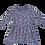 Thumbnail: Navy Constellation Dress - Size 3