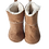 Thumbnail: Ugg-like Slippers, Size 5
