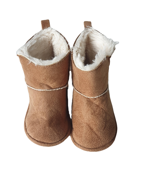 Ugg-like Slippers, Size 5