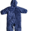 Thumbnail: Navy Snow Suit - Size 6 to 9 months