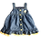 Thumbnail: Denim Dress - Size 3 to 6 months