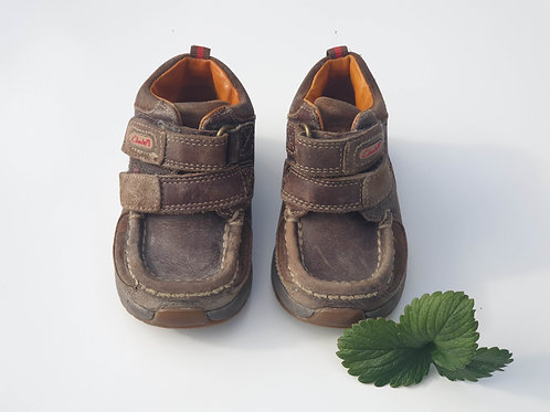Clarks Boys Boots - Size 4.5
