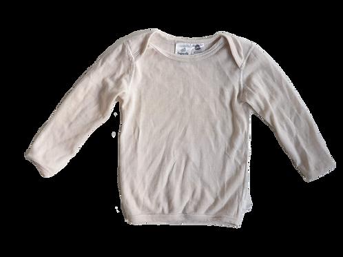 Cream Wool Top - Size 2