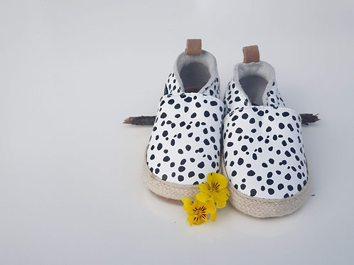 Pretty Brave Slip On Baby Shoes
