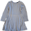 Thumbnail: Light Blue Dress - Size 3 to 4 years