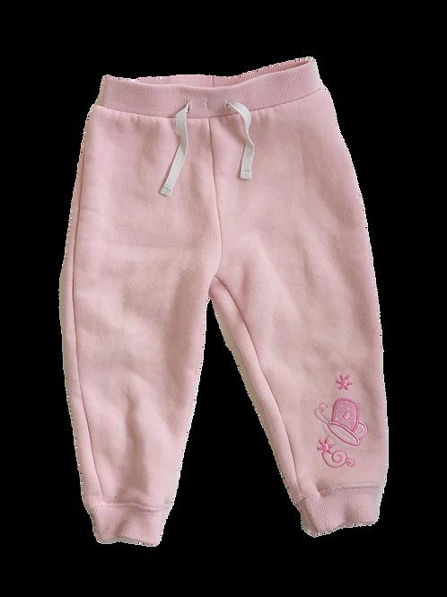 BQT Pink Track Pants - Size 1