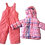 Thumbnail: Osh Kosh SnowJacket & Pants - Size 18 months