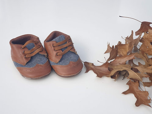 Baby Boys Shoes - Size 2.5