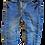 Thumbnail: Pumpkin Patch Jeans, Size 6 to 12 months