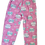 Thumbnail: Pink Cat PJ's - Top and Bottoms - Size 4