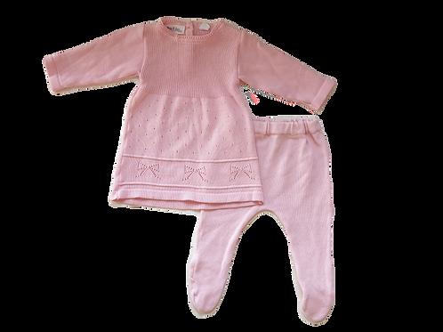 Willow & Jag Dress & Pants - Size 0-3 months