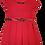 Thumbnail: Polo Ralph Lauren Red Dress - Size 3