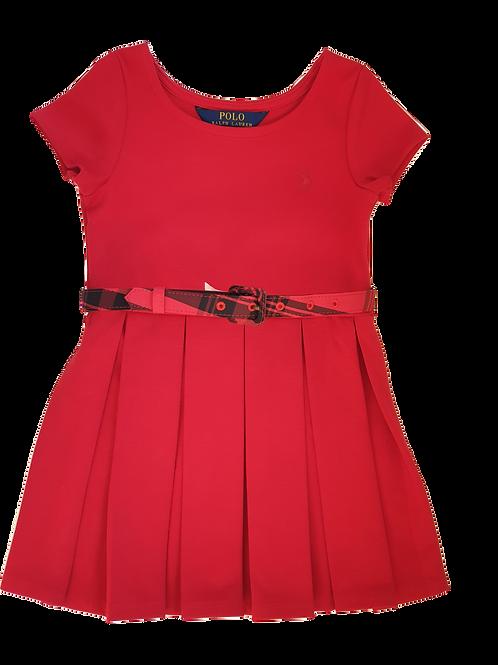 Polo Ralph Lauren Red Dress - Size 3