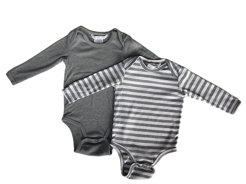Thermo Bodysuits, Size 1 - sold together