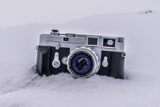 A Different Sort of Leica Review