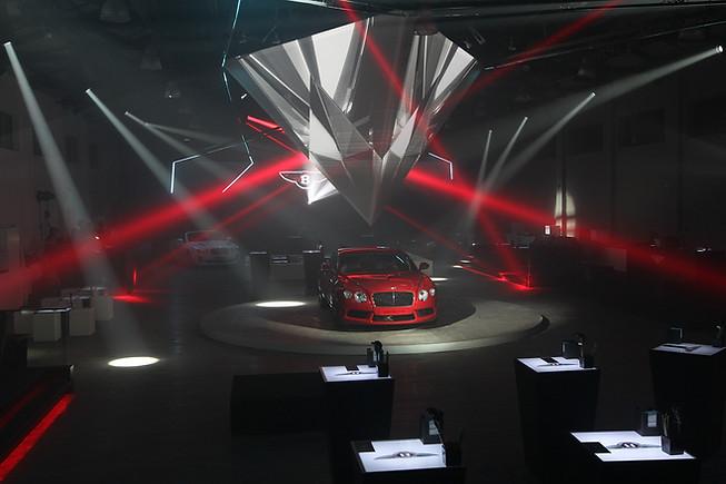 Bentley Car Launch Shanghai - Lighting Programmer