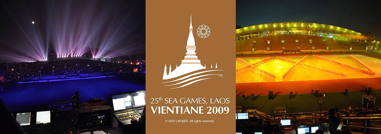 2009 SEA Games Opening Ceremony - Lighting Programmer