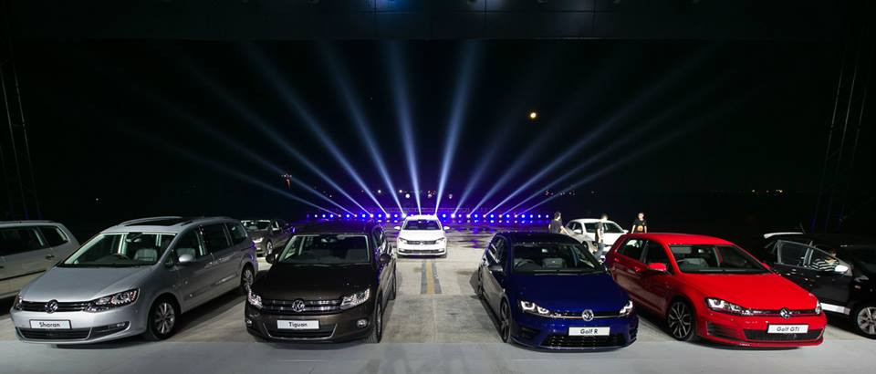 Volkswagon KL Event - Lighting Programmer