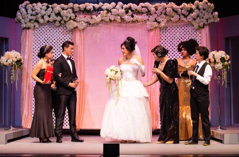 Wedding - Credit Michael Chiang Playthin