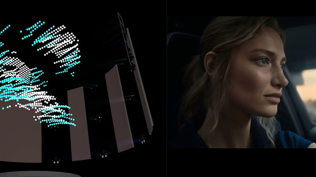 Volvo XC40 Launch 3D Pre-Visualization