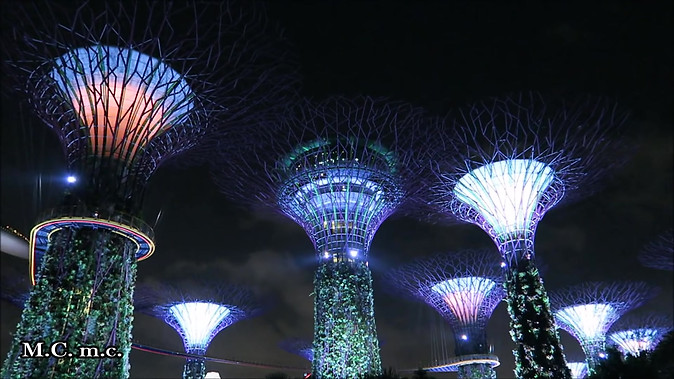 [HD] SINGAPORE GARDENS BY THE BAY FULL S